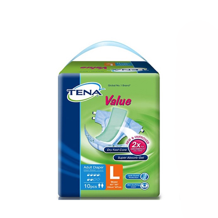 TENA Value - Large (L)